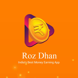 Rozdhan app: 50 ₹ on Sign up + 6 ₹ per referral