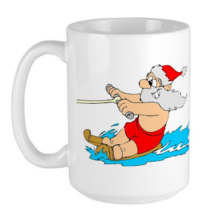 Waterski Santa