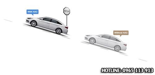 Leo dốc Hyundai Sonata