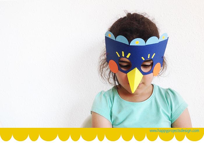 máscaras diy