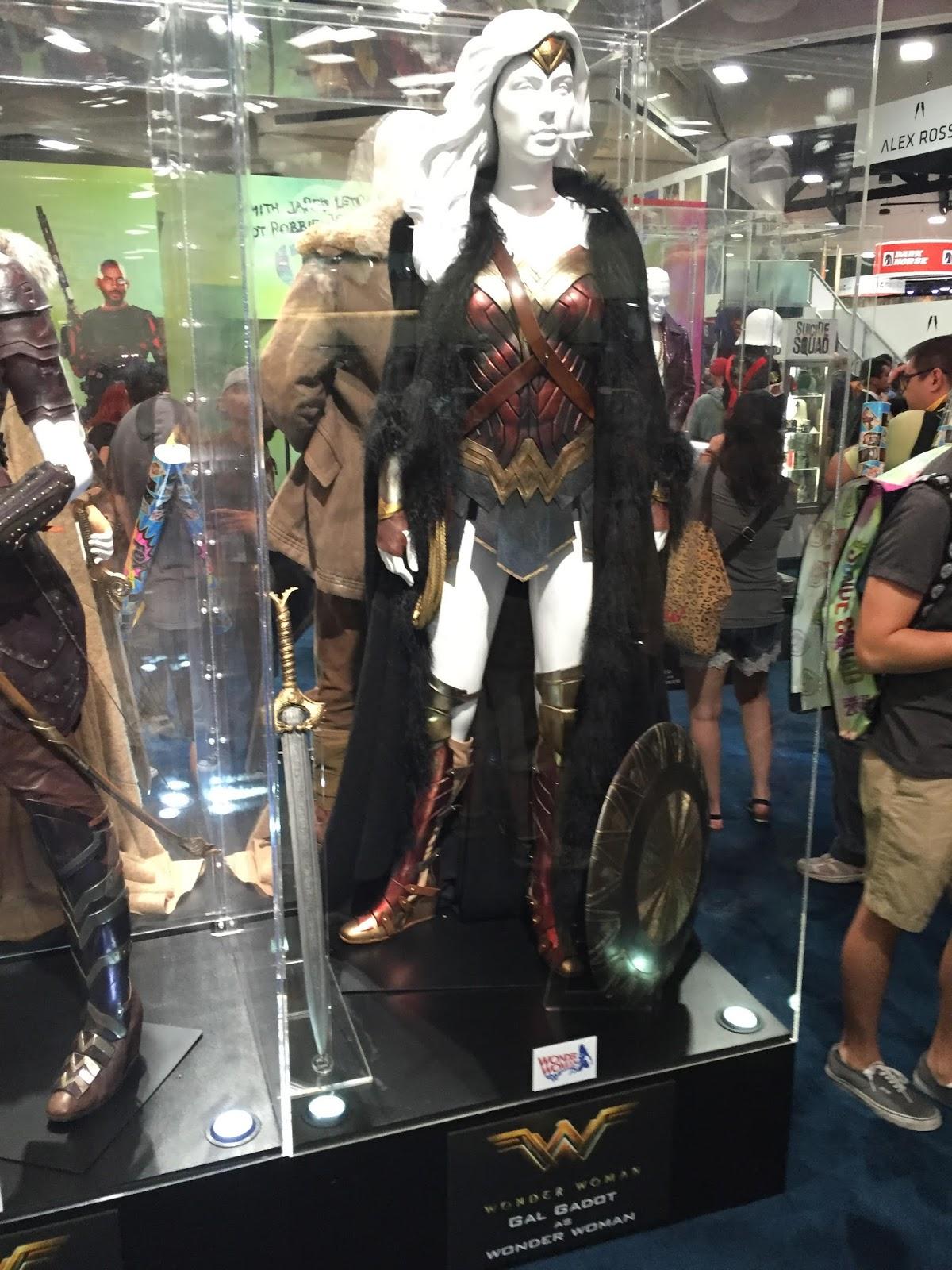 Wonder Woman Bodysuit Costume