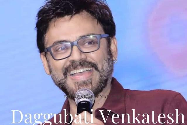 daggubati Venkatesh