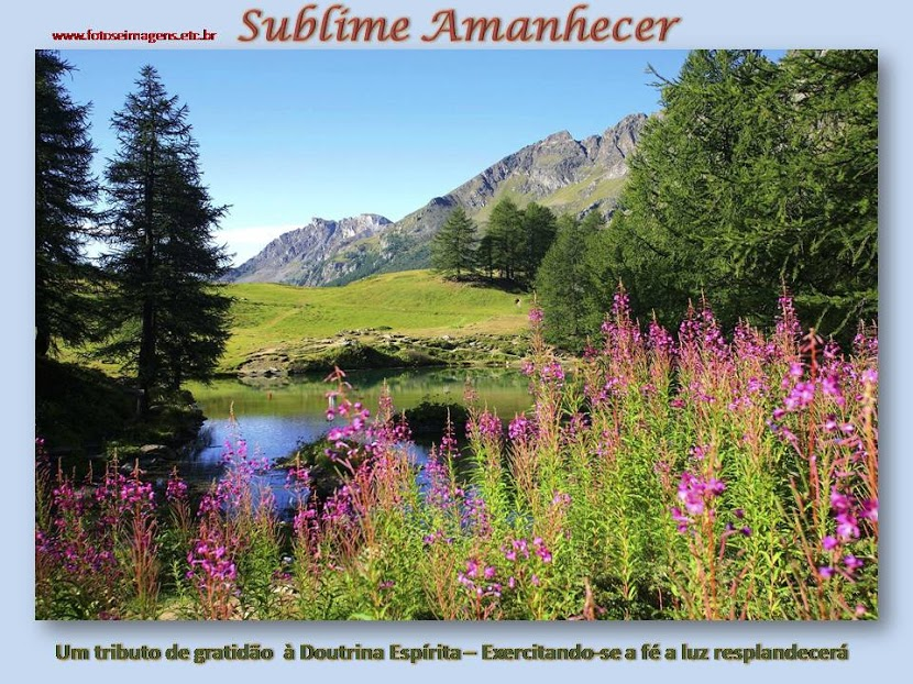 Sublime Amanhecer