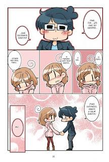 Manga: Review de La novia era un chico de Chii - Fandogamia
