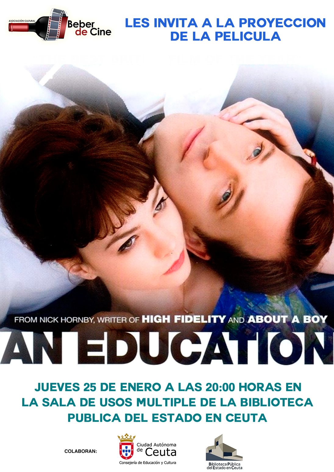25 ENERO AN EDUCATION