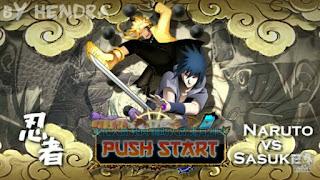 Naruto Senki Mod By Hendra v3 Apk
