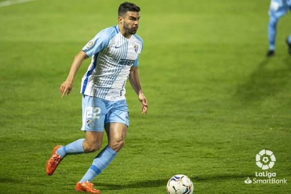 Málaga, Alexander González no cuenta para la próxima temporada