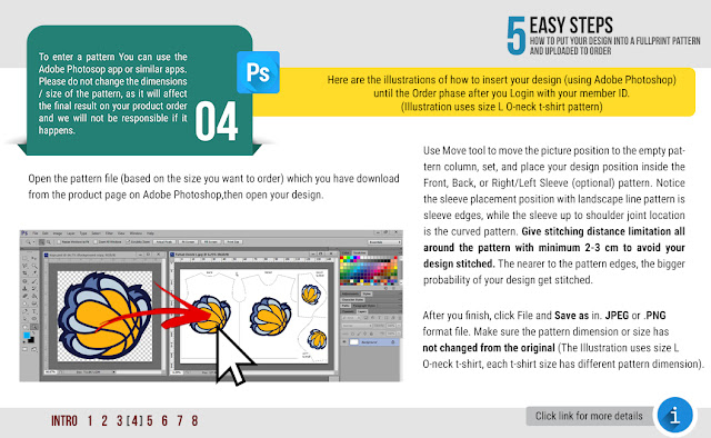 Hasilkan Design Sendirii Dengan Kreatif Di  CUSTOM.MY