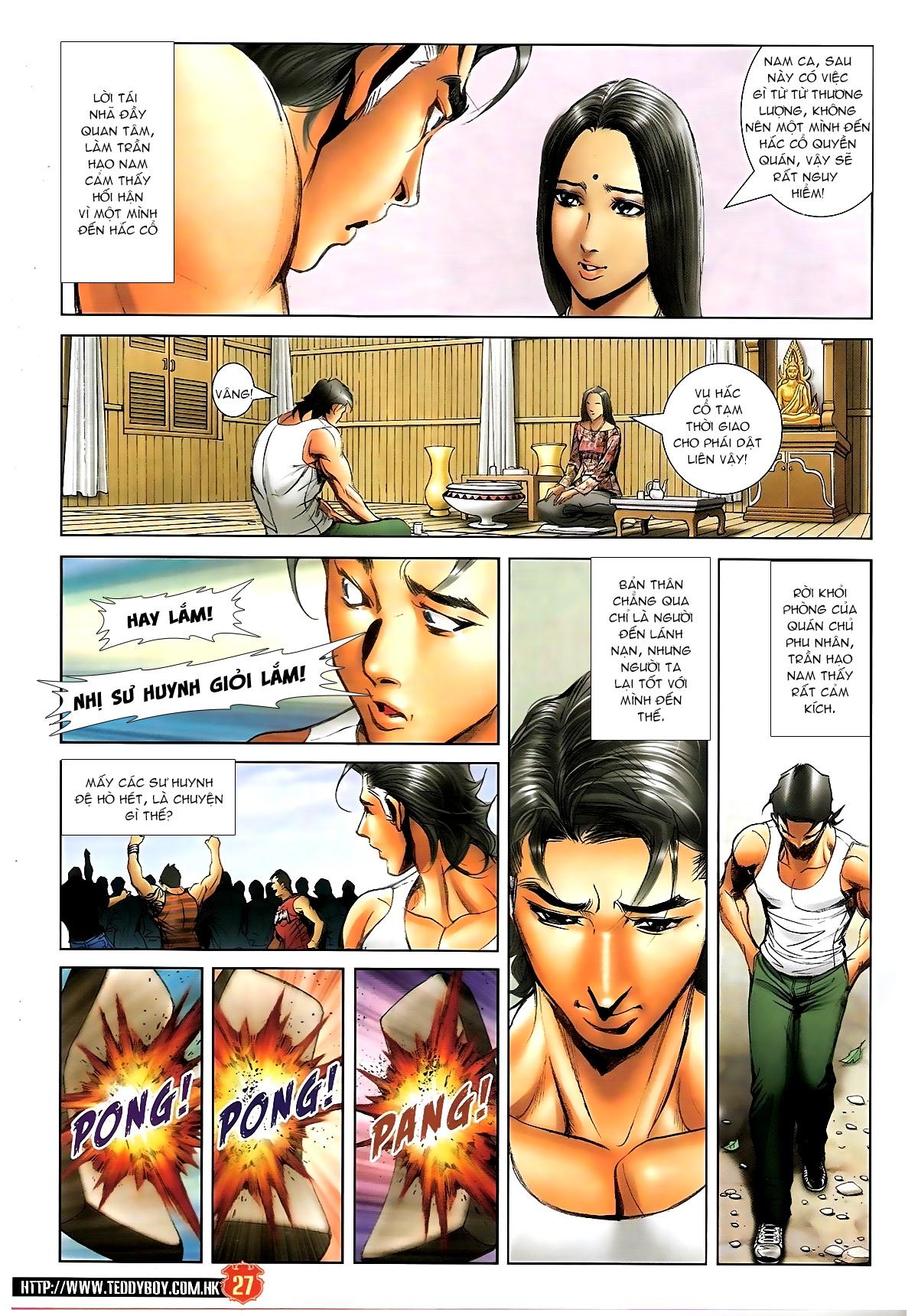 NGƯỜI TRONG GIANG HỒ trang 24
