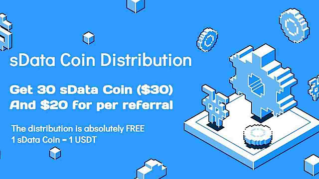 sData Coin Airdrop
