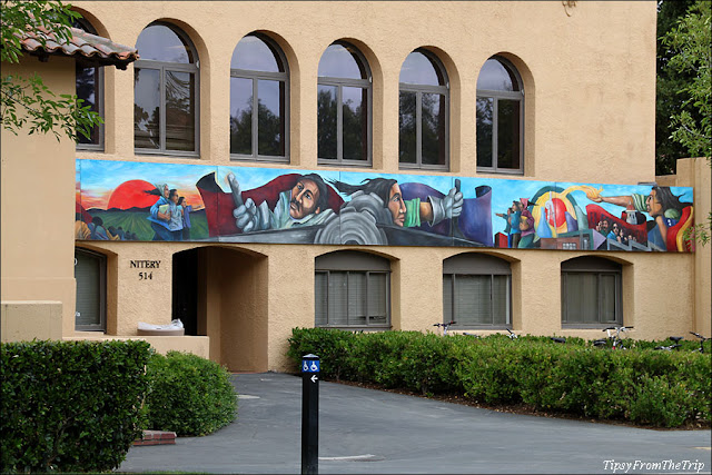 Mural - Stanford University