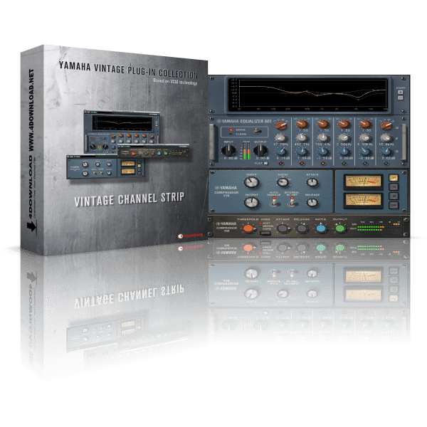 Yamaha Vintage Channel Strip v1.2.6 Full version