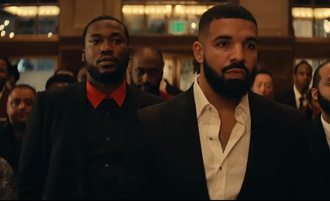 Drake & Meek Mill Together Shooting A Brand New Music Video In Bahamas