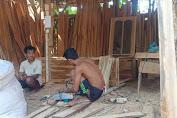 Kerajinan Mebel di Bantang-Batang Banyak Pesanan Meski Ditengah Pandemi Covid-19