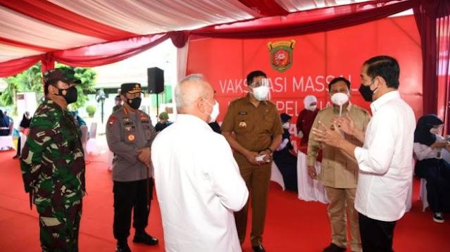 Ini 7 Kejadian Unik dan Bersejarah Saat Presiden Jokowi Berkunjung di Kaltim