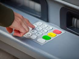 Atm fraud secure  your card