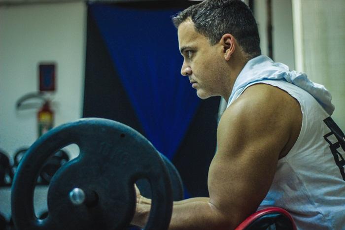 Gilson Albuquerque prepara atletas de alto rendimento de várias modalidades esportivas. Foto: Paulista Fotografias/Juliano Mendes Assessoria