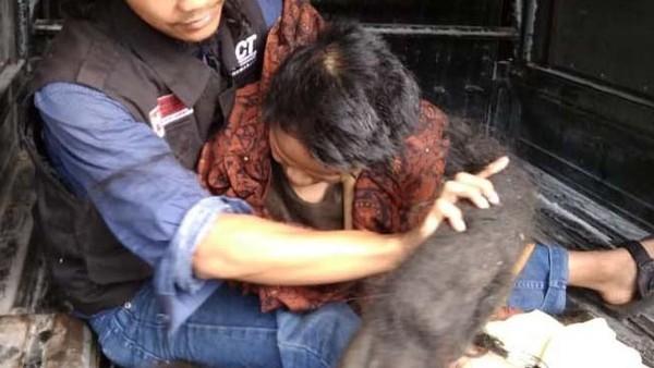 Sukiyah Berambut Gimbal dan Dihuni Tikus, Fakta Ini Bikin Relawan Heran