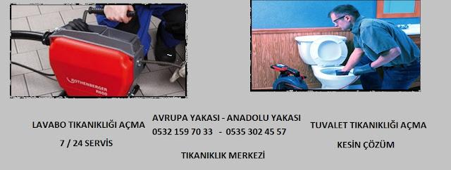 bakırköy pimaş tıkanıklığı açma,Bakırköy pimaş açma
