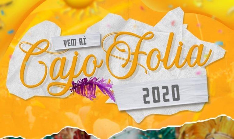 Carnaval em Cajobi tem atrações divulgadas; Confira