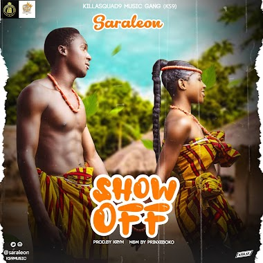 MP3: Showoff - Saraleon