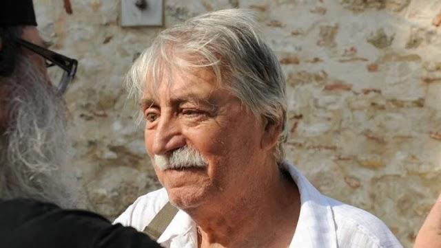 Πέθανε ο ηθοποιός Ανέστης Βλάχος, ο γνωστός «σκληρός» του ελληνικού σινεμά