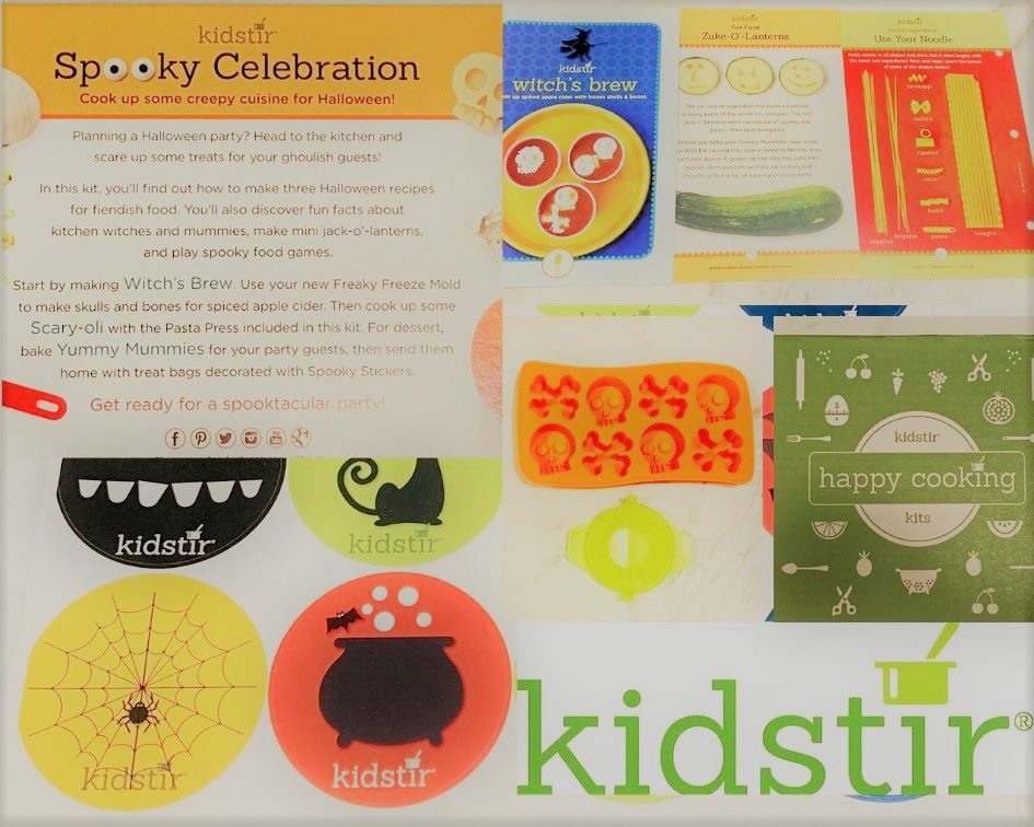 Spooky Celebration kit form Kidstir #ad