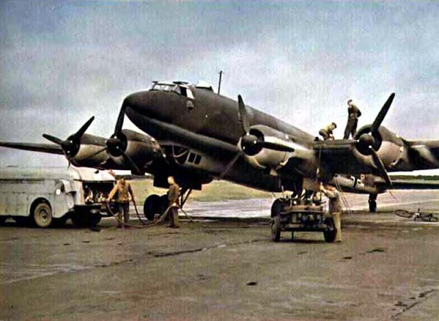 6 August 1940 worldwartwo.filminspector.com Focke Wulf FW 200 Condor