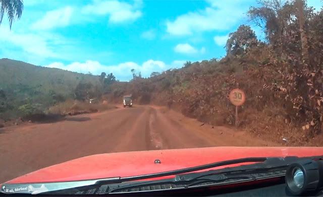 Estrada Real, Caminho Sabarabuçu,  Minas Gerais,