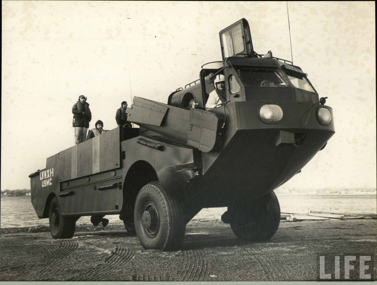New Military Guns >> SNAFU!: Obscure experimental military vehicles (US).