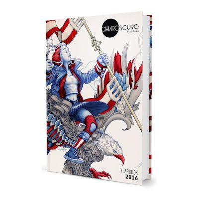 Chiaroscuro Artbook 2016 - Quadrinhos