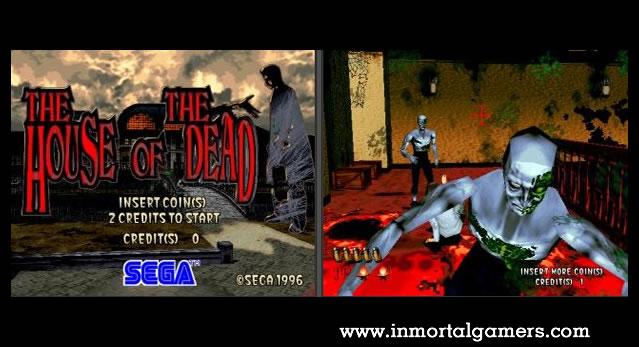 the house of the dead sega model 2