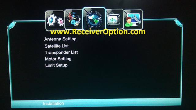 MAGNUM 7100 1506T 512 4M NEW SOFTWARE WITH ECAST & SAFARI TV PRO OPTION