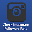 Check Instagram Followers Fake - Check Instagram Followers Fake APP