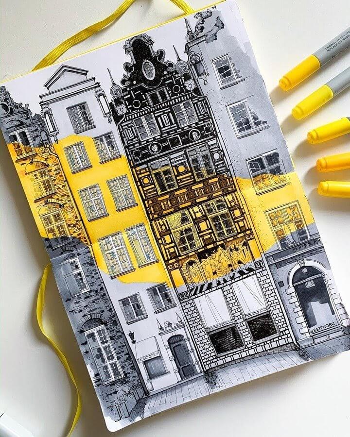 03-Yuliia-Zvetkova-Architectural-Drawings-www-designstack-co