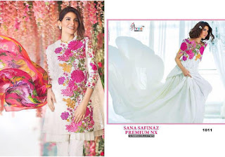 SANA SAFINAZ PREMIUM NX SHREE FAB SUITS CATALOG WHOLESALER LOWEST PRICE SURAT GUJARAT