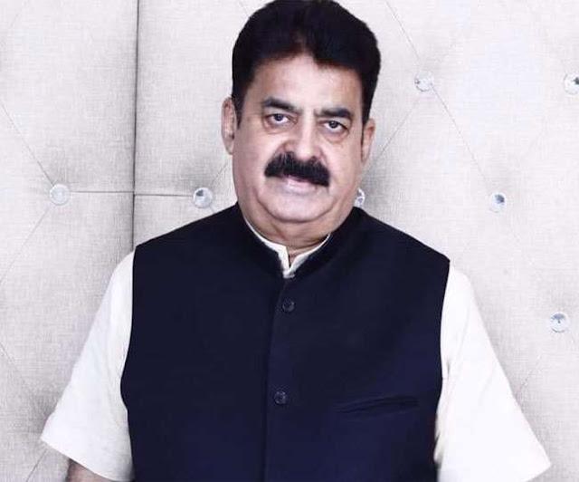 Satvinder Rana arrested in liquor smuggling,