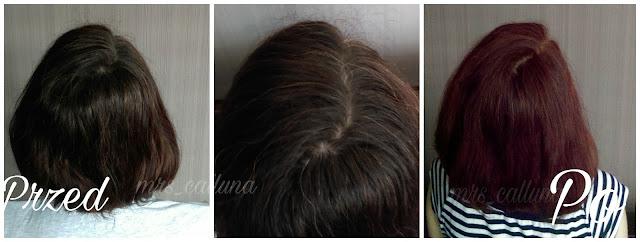 henna przed i po