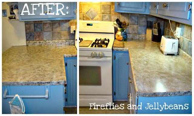 Kitchen Counter Paint Reviews