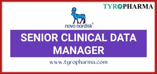 Novo Nordisk Senior Clinical Data Manager Jobs