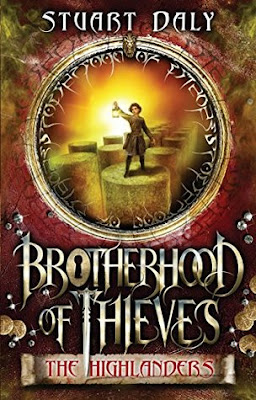 Brotherhood of Thieves-The Highlanders by Stuart Daly