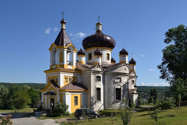 condrita monastery moldova