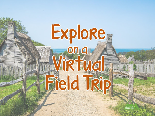 Explore on a Virtual Field Trip