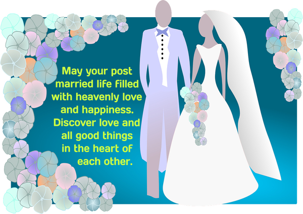Advance marriage wishes for best friend