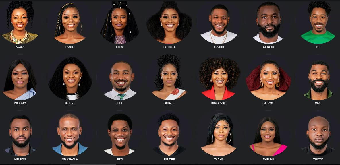 BBNaija: Who Do You Think Got The Most Beautiful Tattoo In The House?