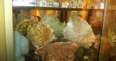 Δωρεάν Είσοδος στο Μουσείο Ορυκτολογίας και Πετρολογίας