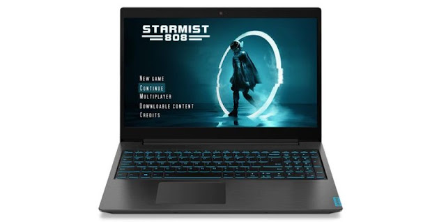 Laptop Gaming Dibawah 10 Juta - Lenovo IdeaPad L340