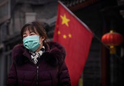 Virus Corona China