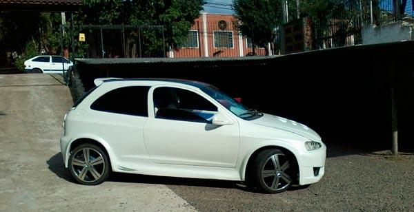 Celta Tuning Only Cars Carros Rebaixados Turbo Tuning