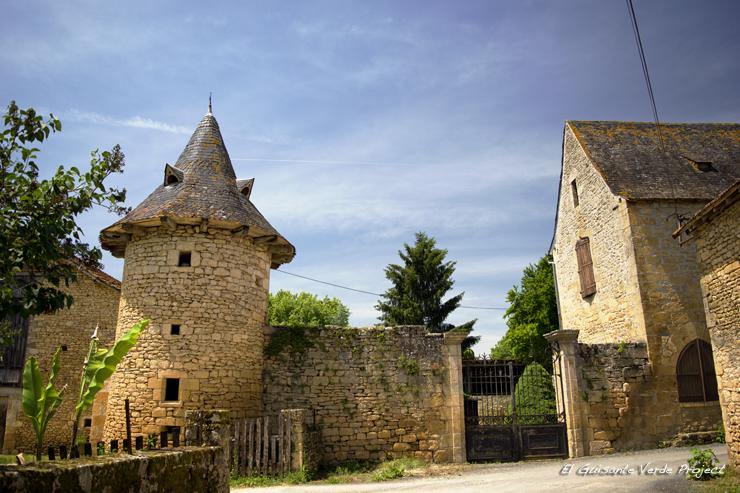 Pueblos del Sendero Hombres de Lascaux - Perigord, Francia por El Guisante Verde Project